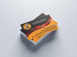carte communication print